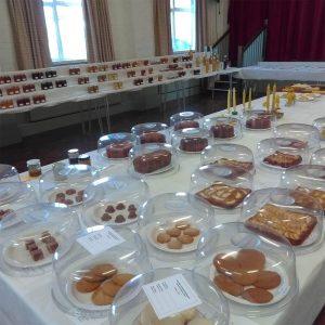 Honey Show Cakes